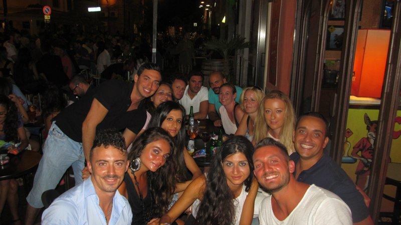 Novo društvo na Siciliji, svi koriste CS
