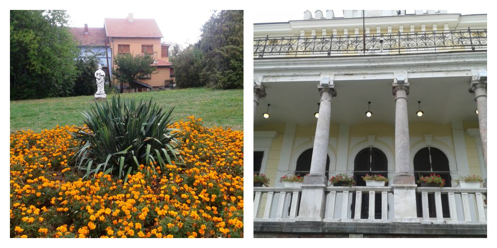Zamak Belimarković, nekada letnjikovac generala Jovana Belimarkovića,  sada muzej