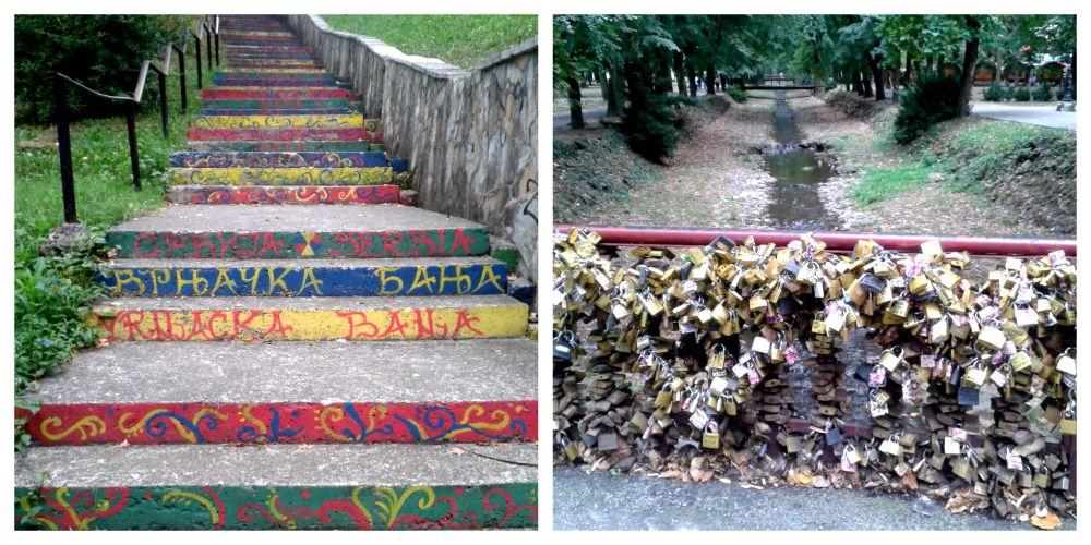 """Karnevalske stepenice i """"Most ljubavi"""""""