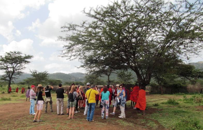 Grupa u Masai Mari